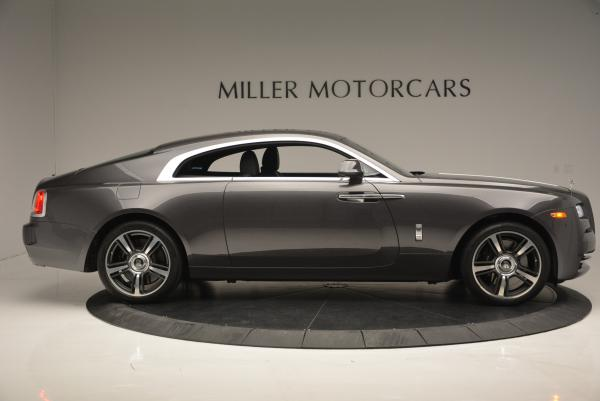 New 2016 Rolls-Royce Wraith for sale Sold at Pagani of Greenwich in Greenwich CT 06830 8
