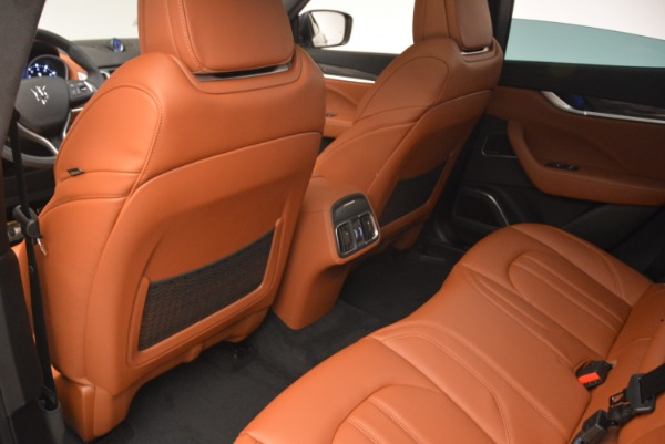 New 2018 Maserati Levante Q4 GranSport for sale Sold at Pagani of Greenwich in Greenwich CT 06830 17
