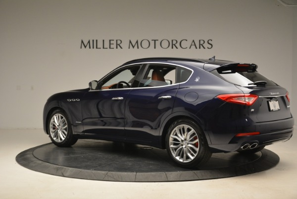 New 2018 Maserati Levante Q4 GranSport for sale Sold at Pagani of Greenwich in Greenwich CT 06830 4