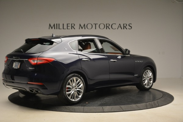 New 2018 Maserati Levante Q4 GranSport for sale Sold at Pagani of Greenwich in Greenwich CT 06830 8