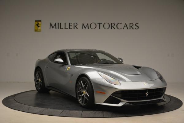 Used 2017 Ferrari F12 Berlinetta for sale Sold at Pagani of Greenwich in Greenwich CT 06830 11