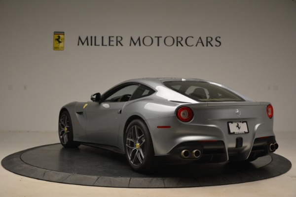 Used 2017 Ferrari F12 Berlinetta for sale Sold at Pagani of Greenwich in Greenwich CT 06830 5