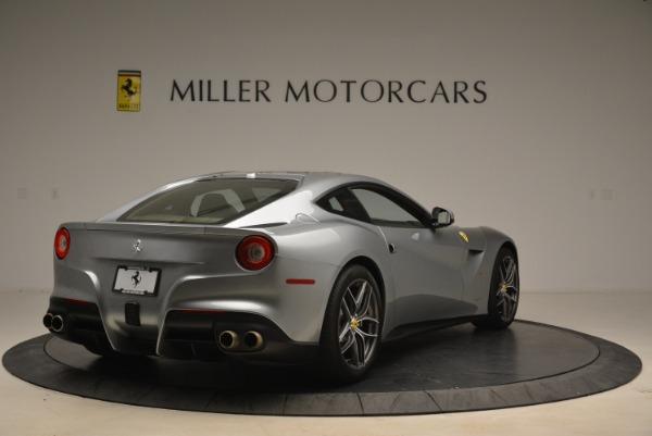 Used 2017 Ferrari F12 Berlinetta for sale Sold at Pagani of Greenwich in Greenwich CT 06830 7
