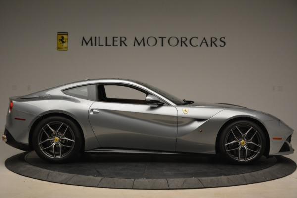 Used 2017 Ferrari F12 Berlinetta for sale Sold at Pagani of Greenwich in Greenwich CT 06830 9
