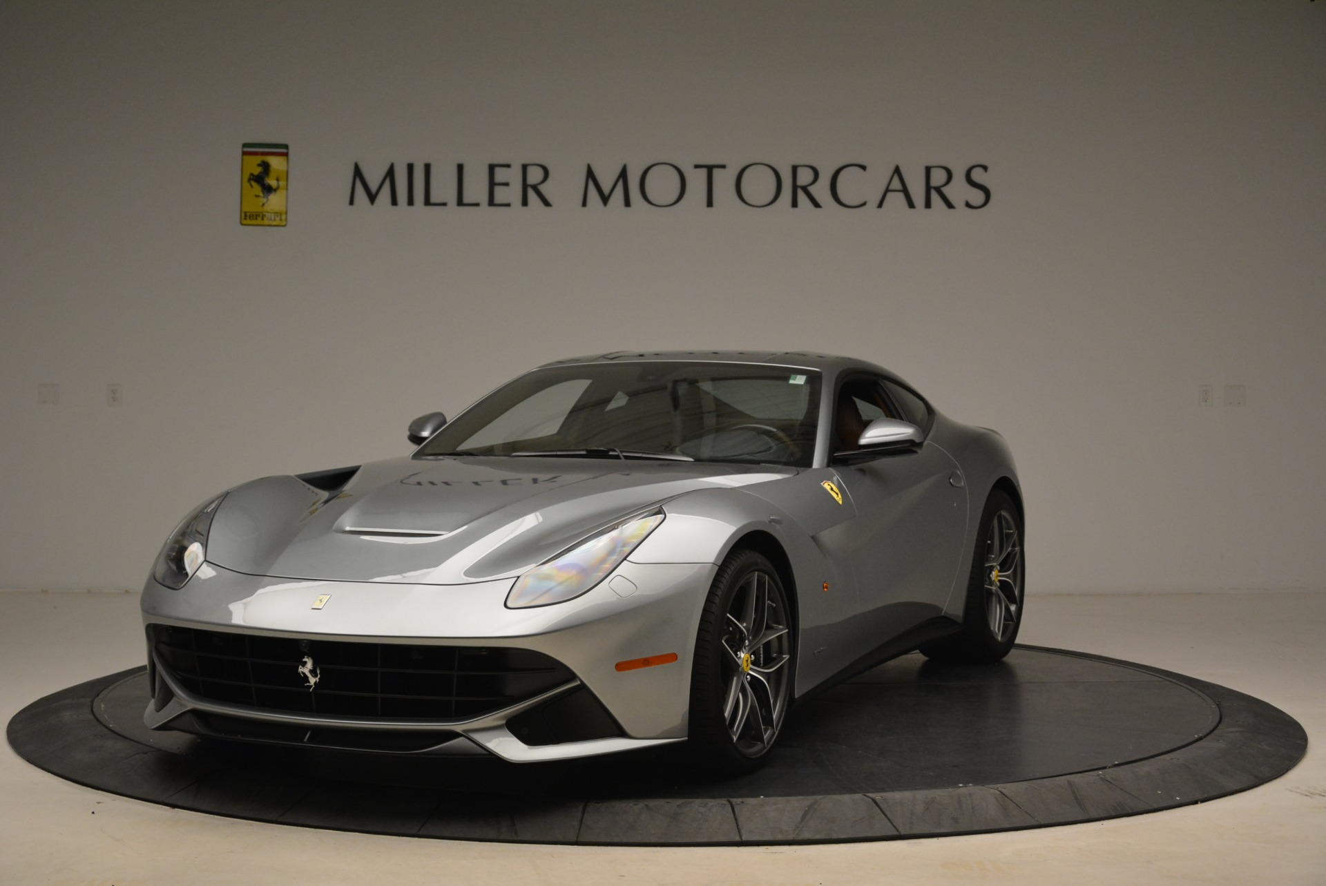 Used 2017 Ferrari F12 Berlinetta for sale Sold at Pagani of Greenwich in Greenwich CT 06830 1