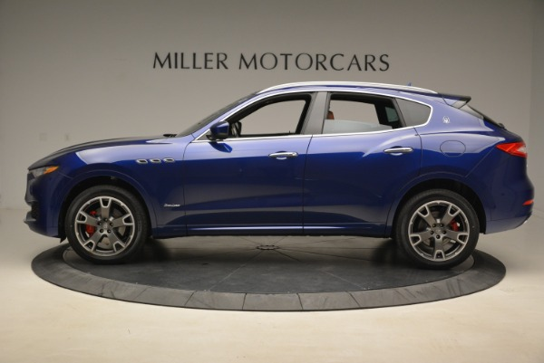 New 2018 Maserati Levante Q4 GranLusso for sale Sold at Pagani of Greenwich in Greenwich CT 06830 2