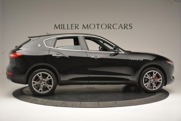 New 2018 Maserati Levante Q4 for sale Sold at Pagani of Greenwich in Greenwich CT 06830 12