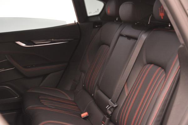 New 2018 Maserati Levante Q4 for sale Sold at Pagani of Greenwich in Greenwich CT 06830 21