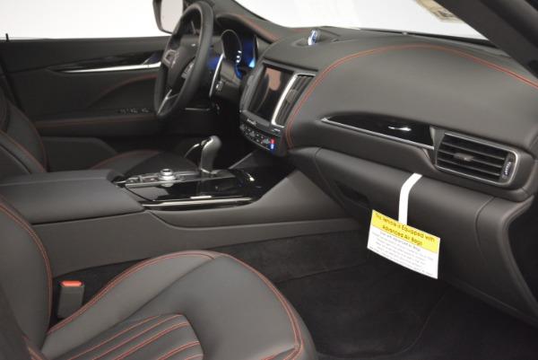 New 2018 Maserati Levante Q4 for sale Sold at Pagani of Greenwich in Greenwich CT 06830 25