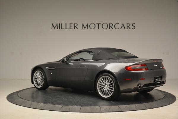 Used 2009 Aston Martin V8 Vantage Roadster for sale Sold at Pagani of Greenwich in Greenwich CT 06830 16