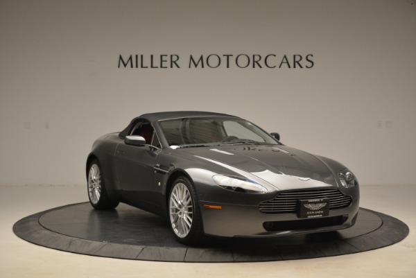 Used 2009 Aston Martin V8 Vantage Roadster for sale Sold at Pagani of Greenwich in Greenwich CT 06830 23