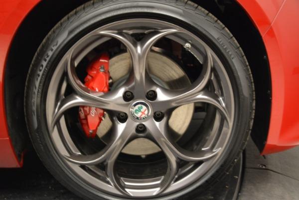 New 2018 Alfa Romeo Giulia Ti Sport Q4 for sale Sold at Pagani of Greenwich in Greenwich CT 06830 25