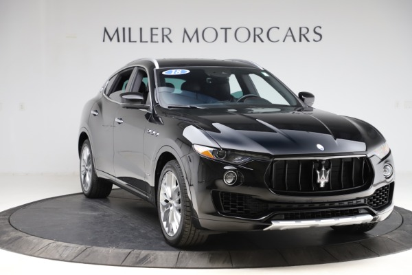 Used 2018 Maserati Levante Q4 GranSport for sale $53,900 at Pagani of Greenwich in Greenwich CT 06830 12