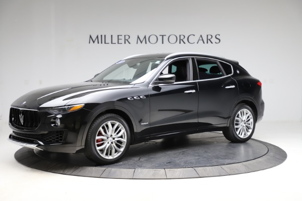 Used 2018 Maserati Levante Q4 GranSport for sale $53,900 at Pagani of Greenwich in Greenwich CT 06830 3