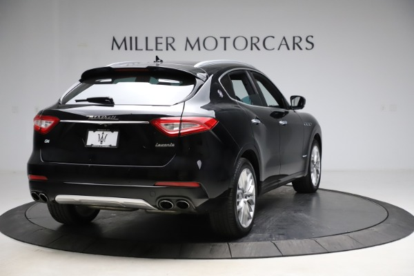 Used 2018 Maserati Levante Q4 GranSport for sale $53,900 at Pagani of Greenwich in Greenwich CT 06830 8