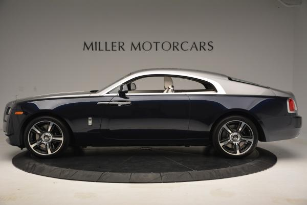 New 2016 Rolls-Royce Wraith for sale Sold at Pagani of Greenwich in Greenwich CT 06830 3
