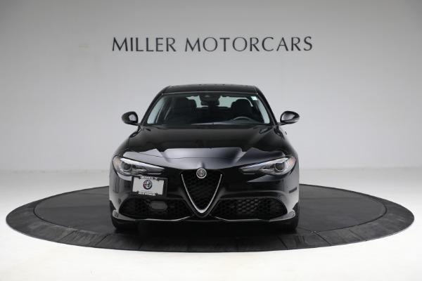 Used 2018 Alfa Romeo Giulia Ti Sport Q4 for sale $34,900 at Pagani of Greenwich in Greenwich CT 06830 11
