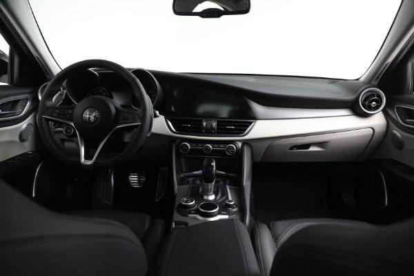 Used 2018 Alfa Romeo Giulia Ti Sport Q4 for sale $34,900 at Pagani of Greenwich in Greenwich CT 06830 22