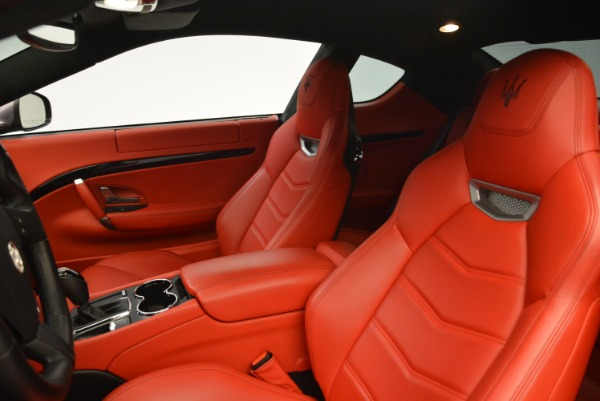 Used 2014 Maserati GranTurismo Sport for sale Sold at Pagani of Greenwich in Greenwich CT 06830 13