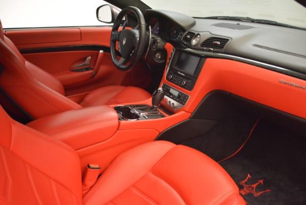 Used 2014 Maserati GranTurismo Sport for sale Sold at Pagani of Greenwich in Greenwich CT 06830 17