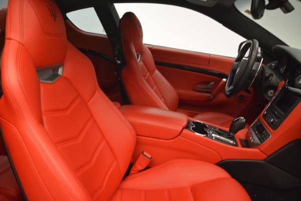 Used 2014 Maserati GranTurismo Sport for sale Sold at Pagani of Greenwich in Greenwich CT 06830 18