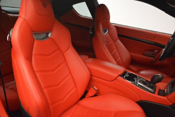 Used 2014 Maserati GranTurismo Sport for sale Sold at Pagani of Greenwich in Greenwich CT 06830 19