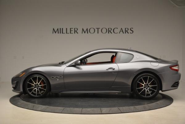Used 2014 Maserati GranTurismo Sport for sale Sold at Pagani of Greenwich in Greenwich CT 06830 2
