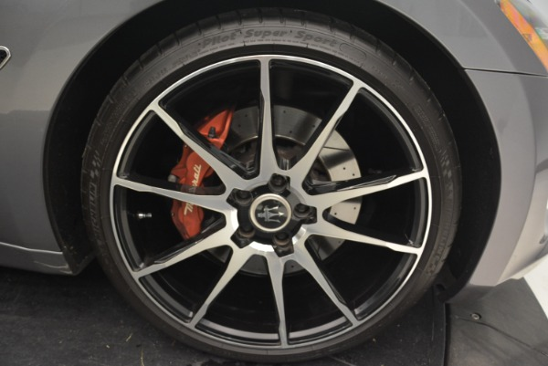 Used 2014 Maserati GranTurismo Sport for sale Sold at Pagani of Greenwich in Greenwich CT 06830 21
