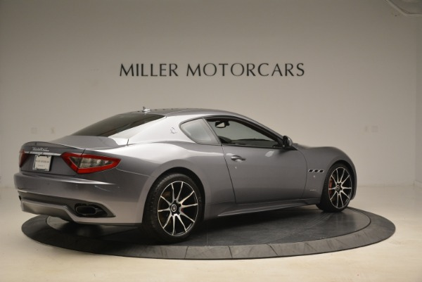 Used 2014 Maserati GranTurismo Sport for sale Sold at Pagani of Greenwich in Greenwich CT 06830 6