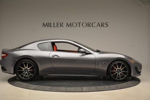 Used 2014 Maserati GranTurismo Sport for sale Sold at Pagani of Greenwich in Greenwich CT 06830 7