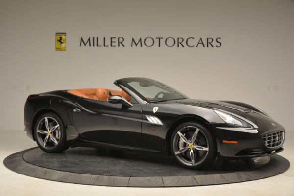 Used 2014 Ferrari California 30 for sale Sold at Pagani of Greenwich in Greenwich CT 06830 10