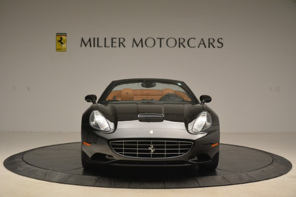 Used 2014 Ferrari California 30 for sale Sold at Pagani of Greenwich in Greenwich CT 06830 12