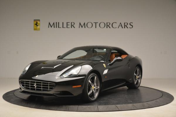Used 2014 Ferrari California 30 for sale Sold at Pagani of Greenwich in Greenwich CT 06830 13