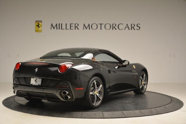 Used 2014 Ferrari California 30 for sale Sold at Pagani of Greenwich in Greenwich CT 06830 19