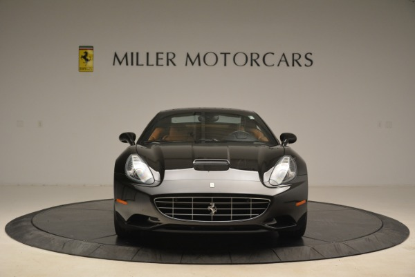Used 2014 Ferrari California 30 for sale Sold at Pagani of Greenwich in Greenwich CT 06830 24