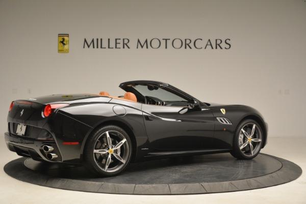 Used 2014 Ferrari California 30 for sale Sold at Pagani of Greenwich in Greenwich CT 06830 8