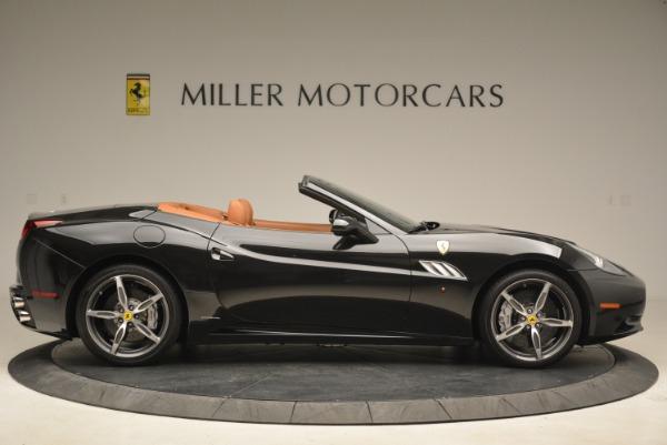Used 2014 Ferrari California 30 for sale Sold at Pagani of Greenwich in Greenwich CT 06830 9