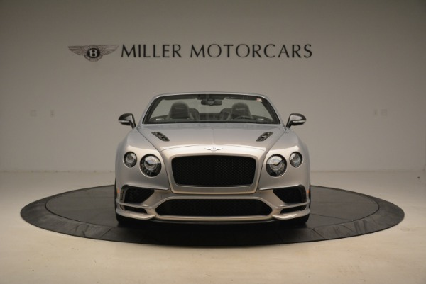Used 2018 Bentley Continental GT Supersports Convertible for sale Sold at Pagani of Greenwich in Greenwich CT 06830 12