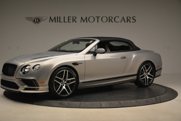 Used 2018 Bentley Continental GT Supersports Convertible for sale Sold at Pagani of Greenwich in Greenwich CT 06830 13