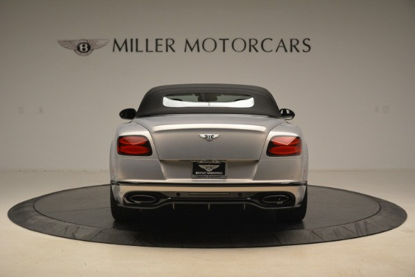 Used 2018 Bentley Continental GT Supersports Convertible for sale Sold at Pagani of Greenwich in Greenwich CT 06830 16