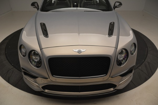 Used 2018 Bentley Continental GT Supersports Convertible for sale Sold at Pagani of Greenwich in Greenwich CT 06830 20