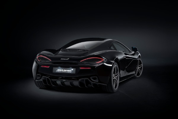 New 2018 MCLAREN 570GT MSO COLLECTION - LIMITED EDITION for sale Sold at Pagani of Greenwich in Greenwich CT 06830 2