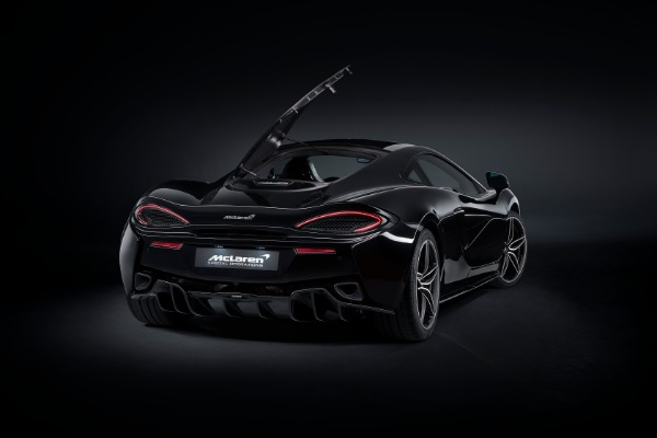 New 2018 MCLAREN 570GT MSO COLLECTION - LIMITED EDITION for sale Sold at Pagani of Greenwich in Greenwich CT 06830 3