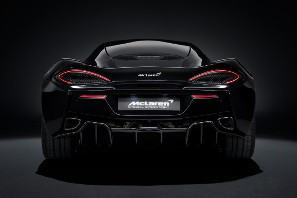 New 2018 MCLAREN 570GT MSO COLLECTION - LIMITED EDITION for sale Sold at Pagani of Greenwich in Greenwich CT 06830 4