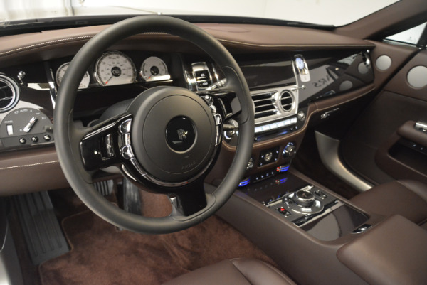 Used 2016 Rolls-Royce Wraith for sale Sold at Pagani of Greenwich in Greenwich CT 06830 16
