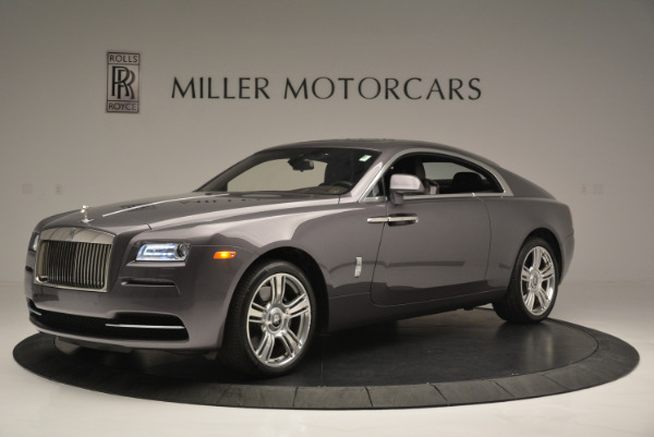 Used 2016 Rolls-Royce Wraith for sale Sold at Pagani of Greenwich in Greenwich CT 06830 2