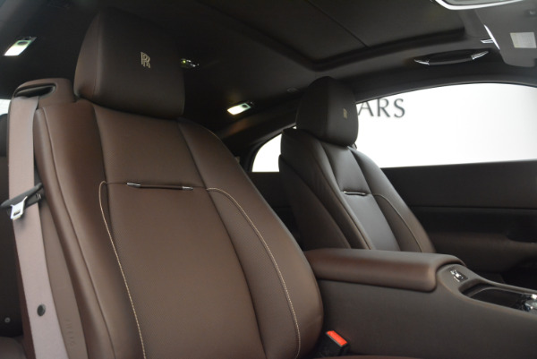 Used 2016 Rolls-Royce Wraith for sale Sold at Pagani of Greenwich in Greenwich CT 06830 25