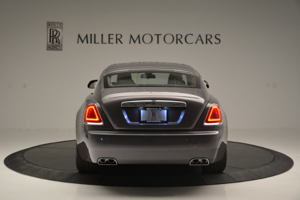 Used 2016 Rolls-Royce Wraith for sale Sold at Pagani of Greenwich in Greenwich CT 06830 6