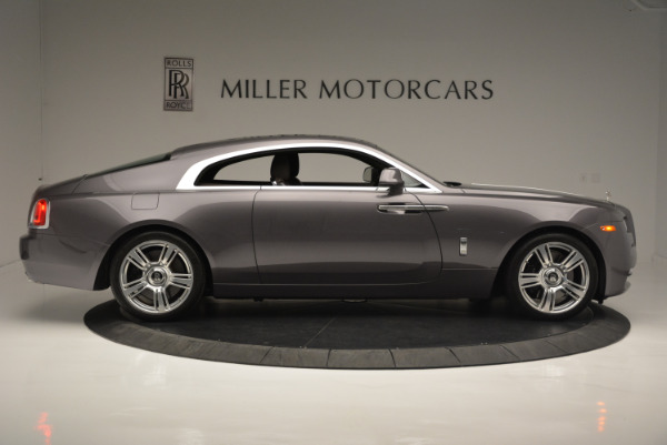 Used 2016 Rolls-Royce Wraith for sale Sold at Pagani of Greenwich in Greenwich CT 06830 9