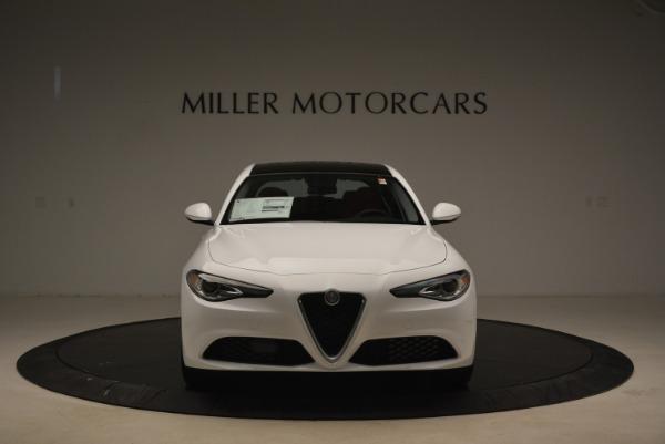 New 2018 Alfa Romeo Giulia Q4 for sale Sold at Pagani of Greenwich in Greenwich CT 06830 12